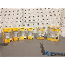 (6) NOS LED Bulbs
