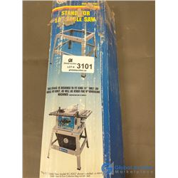 """NOS 10"""" King Canada Table Saw Stand"""