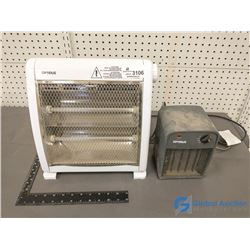 (2) Used Electric Heaters - Working Order