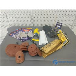 Assorted Drywalling Related Items