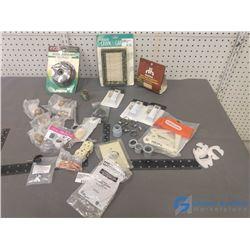 Assorted NOS Hardware & Home & Garden Items