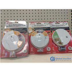(3) NOS Kidde Smoke Detectors
