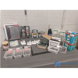Drywall Screws, Galvinized Nails & Assorted Hardware