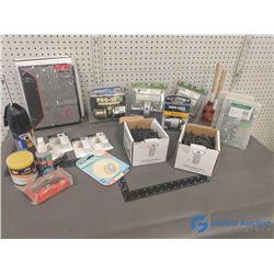Doorknobs, Drywall Screws & Hardware