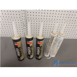 (5) NOS Tubes of Thermoplastic Sealant