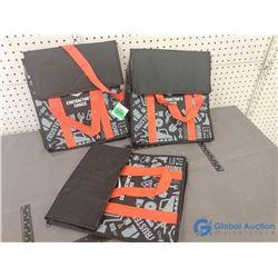 (3) Unused Co-op Cooler Bags