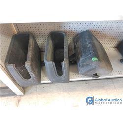 (3) NOS Endura Plas Stock Trough Float Cover