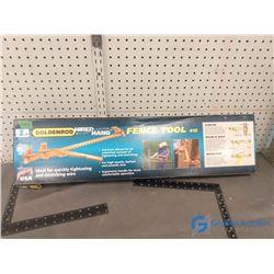 NIB Lever Style Fence Stretcher Tool