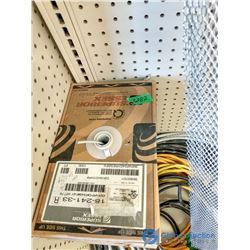 Assorted Electrical Wire & Cable