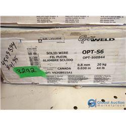 NOS 44 lb /0.8mm Welding Wire