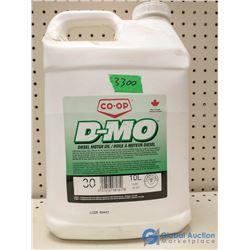 (1) NOS 10L Jug #30 Diesel Engine Oil