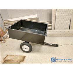 Unused Garden Utility Trailer