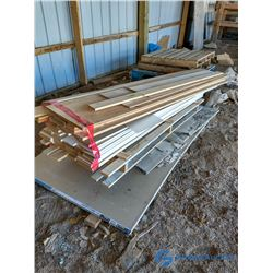 Pallet of Assorted Wood Cut Offs & Pieces