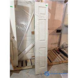 """Unused 30"""" Bi-Fold Door"""