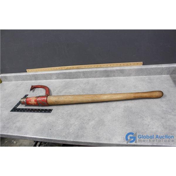 Log Roller Hand Tool
