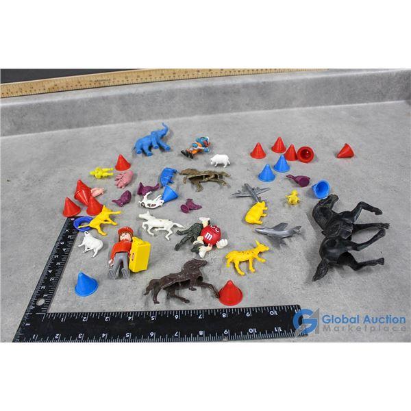 Misc Toys - Playmobil, Smurfs, etc
