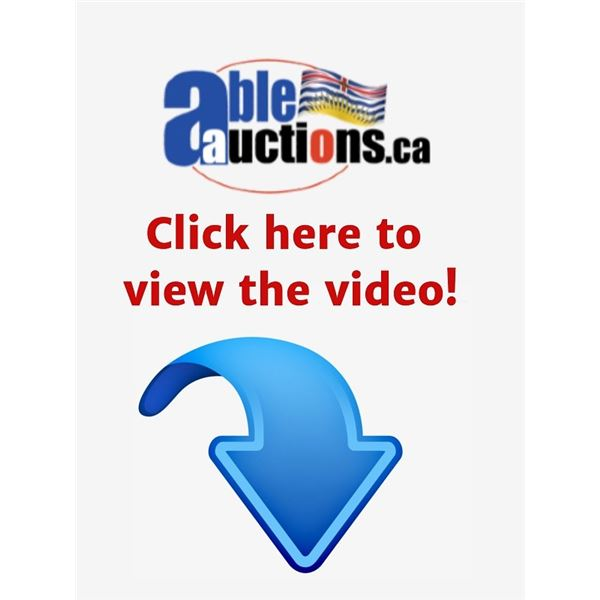 VIDEO PREVIEW - FITNESS EQUIPMENT AUCTION