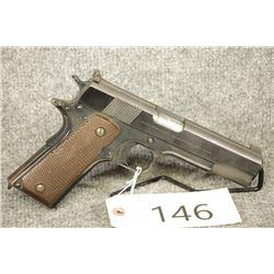 RESTRICTED Colt 1911 22 Lr.