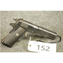 RESTRICTED Colt 1911 Mk. IV Series 70