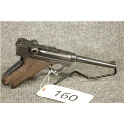 RESTRICTED Swiss Luger