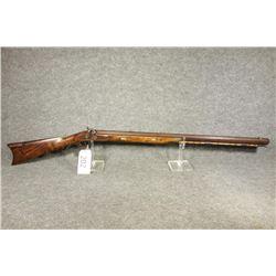 Custom Cap and Ball Rifle