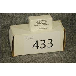 7 Boxes 22 Ammo