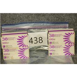 4 Boxes 38 Spl.