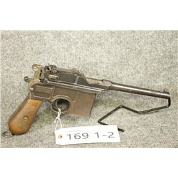 RESTRICTED Mauser Broomhandle