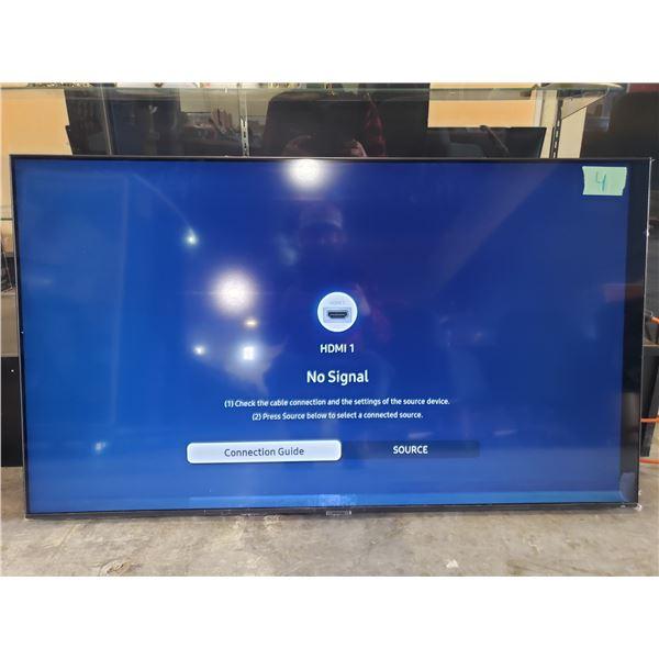 """SAMSUNG 4K SMART TV 50"""" MODEL UN50TU7000 WITH CORD & REMOTE NO STAND"""