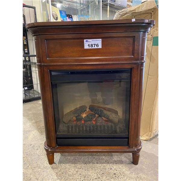 "ELECTRIC FIREPLACE MODEL CFP3951P APPROX. 30.5"" X 11.5"" X 38.5"""