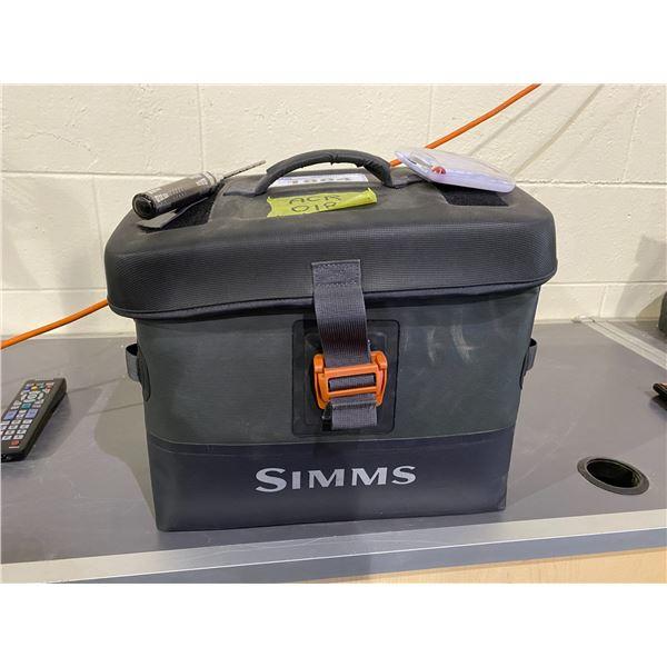 SIMMS WATERPROOF FISHING BAG