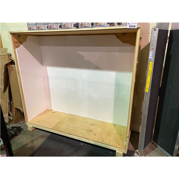 """CRATE APPROX. 6FT X 63"""""""