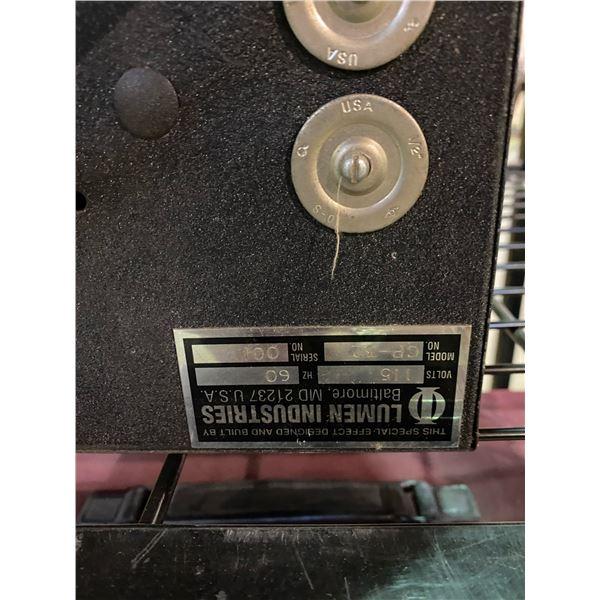 LUMEN INDUSTRIES MODEL CP-32 115V DISCO BALL