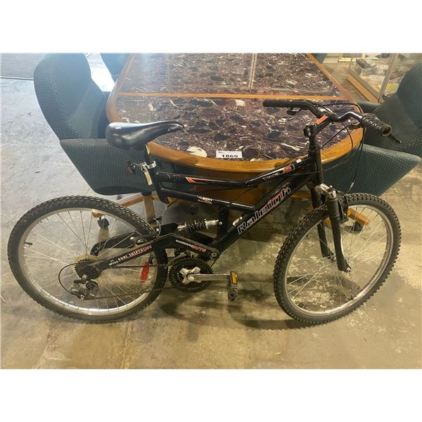 RALEIGH BICYCLE 21 SPEED