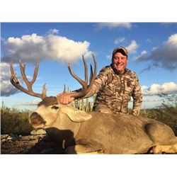 5-Day Mule Deer hunt in Mexico Fully Guided