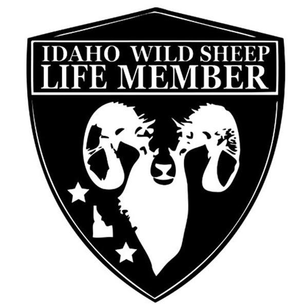 Idaho WSF 2021 Banquet Buckle & Life Membership