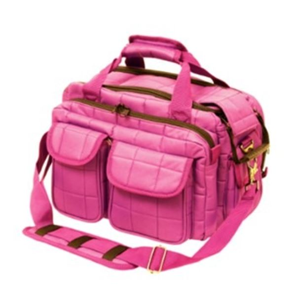 Boyt Harness Pink Quilted Range Bag