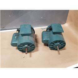 (2) RELIANCE ELECTRIC E79C5983W MOTOR