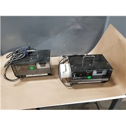 (2) MAGUIRE MPA-6-51 & MDA-8-50 PUMP CONTROLLERS