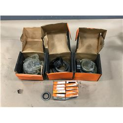 LOT OF TIMKEN MISC. BEARING *PART #'S PICTURED*