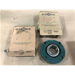 LOT OF DODGE FC-SCM-300 BEARING