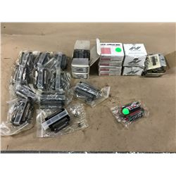 LOT OF MISC. LINEAR BEARING *PART #'S PICTURED*