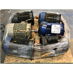 LOT OF SIEMENS MOTOR *PART #'S PICTURED*