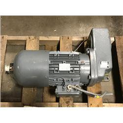 BELLHEIMER METALLWERK 2232AG-112 M/4 BRE60 SR TW MOTOR W/ REDUCER