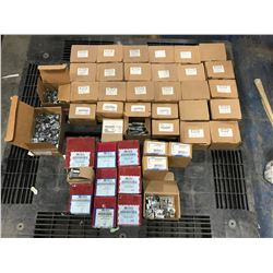 LOT OF PFC / THOMAS & BETTS MISC. HARDWARE *PART #'S PICTURED*