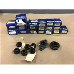 LOT OF SEAL MASTER MISC. BEARING *PART #'S PICTURED*
