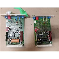 LOT OF MANNESMANN REXROTH CIRCUIT BOARD *SEE PICS FOR PART #S*