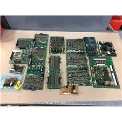 LOT OF PANASONIC MISC. CIRCUIT BOARD *PART #'S PICTURED*