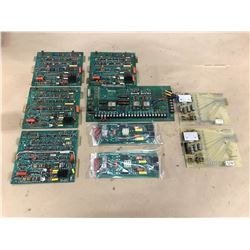 LOT OF WELTRONIC CIRCUIT BOARD *PART #'S PICTURED*