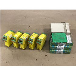 LOT OF PHOENIX CONTACT ELECTRICAL ITEMS *PART #'S PICTURED*